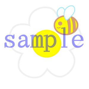イラストレイン「蜂03」