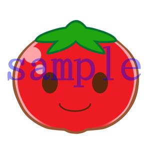 イラストレイン「トマト」