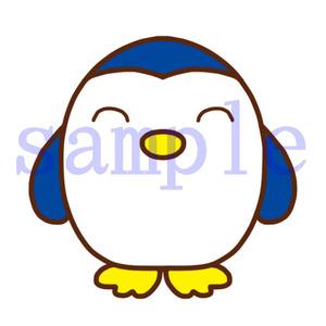 イラストレイン「ペンギン」02