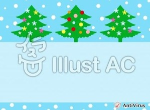イラストAC「クリスマスイメージ」01