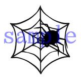 イラストレイン「蜘蛛」