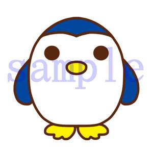 イラストレイン「ペンギン」01