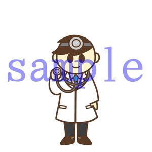 イラストレイン「医者」