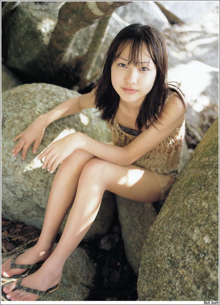 戸田恵梨香「nature」 2-2 : ほっこりグラビア・アイドル画像