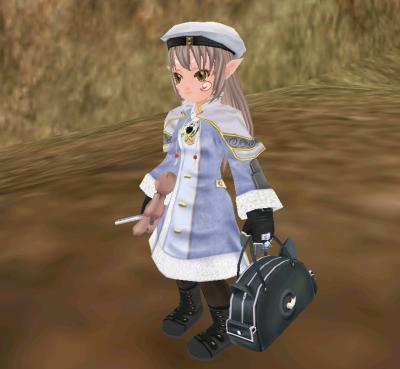 Maeroさんの冬服