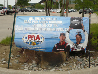 PAA Allstar Series at Lake Ray Hubbard