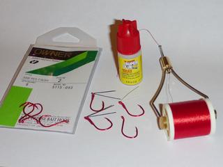 ガード付きマス針製作!