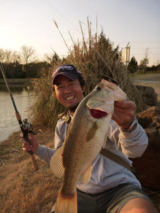 2010年3月28日 ハリーメイヤーパーク釣行 その�