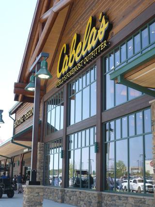 Cabela's、ALLEN店