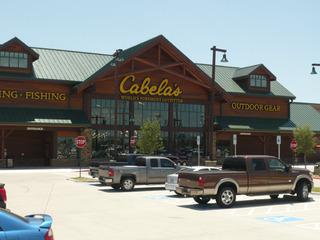 Cabela'sアレン店
