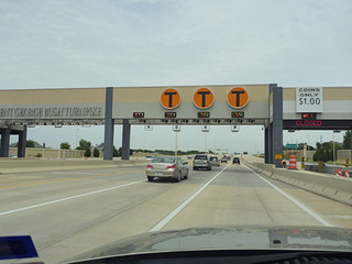 President George Bush Turnpike