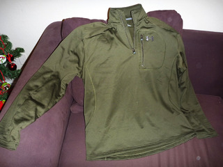 Under Armour ColdGear Hundo Fleece 1/4-Zip Shirts for Men