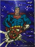 明治ヒーローシール スーパーマン 1