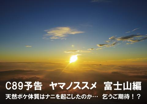 C88_富士山_A4