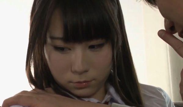 (絢森いちか)セイフク10代小娘が集団強姦に。。。何度も何度もイカせないと帰れない。。。