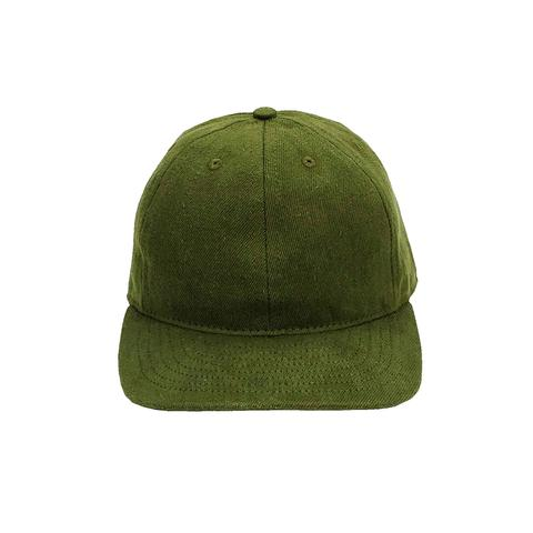 Snap_Back_Baseball_Hat_Supply_Green_Front_2_large