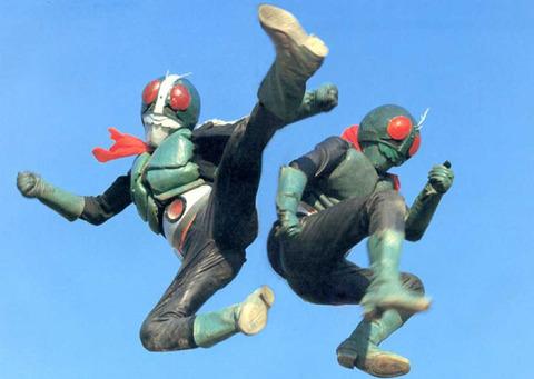 kamen-riders