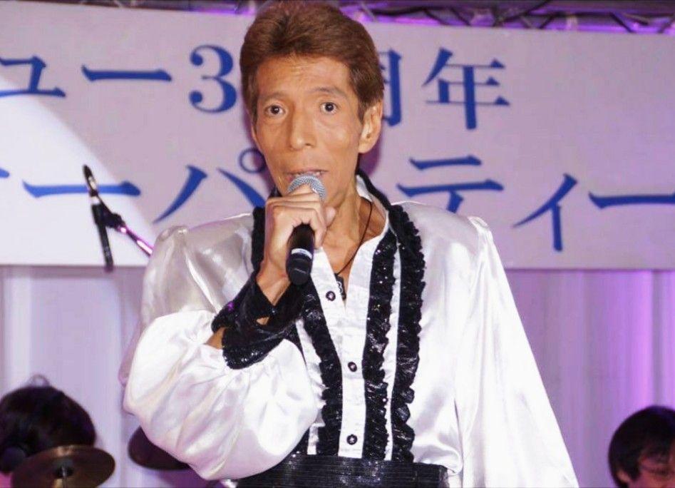 田代純子新曲披露ディナーパーティー。  ゴージャス松野の