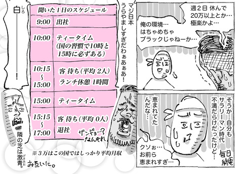 SNS漫画【26】:②