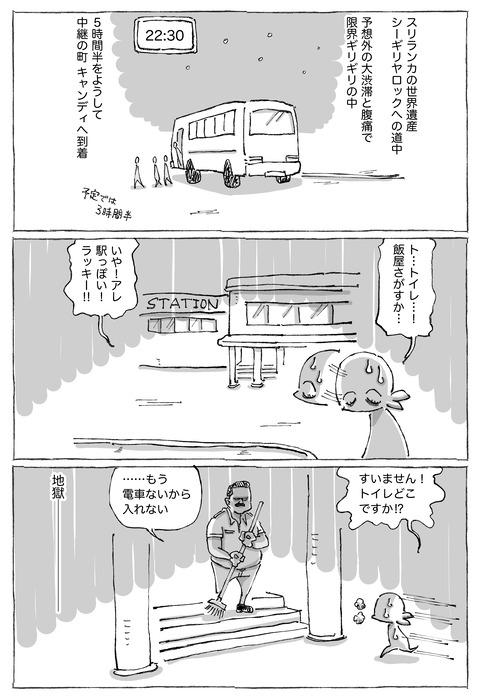 【シーギリヤロック】5