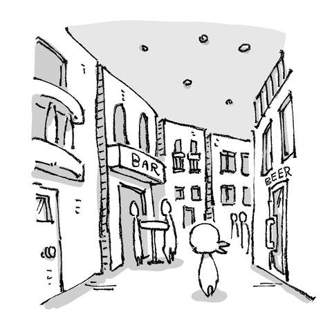 町歩きイメージ