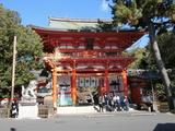 今宮神社・楼門
