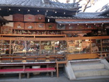護王神社・イノシシのコレクション