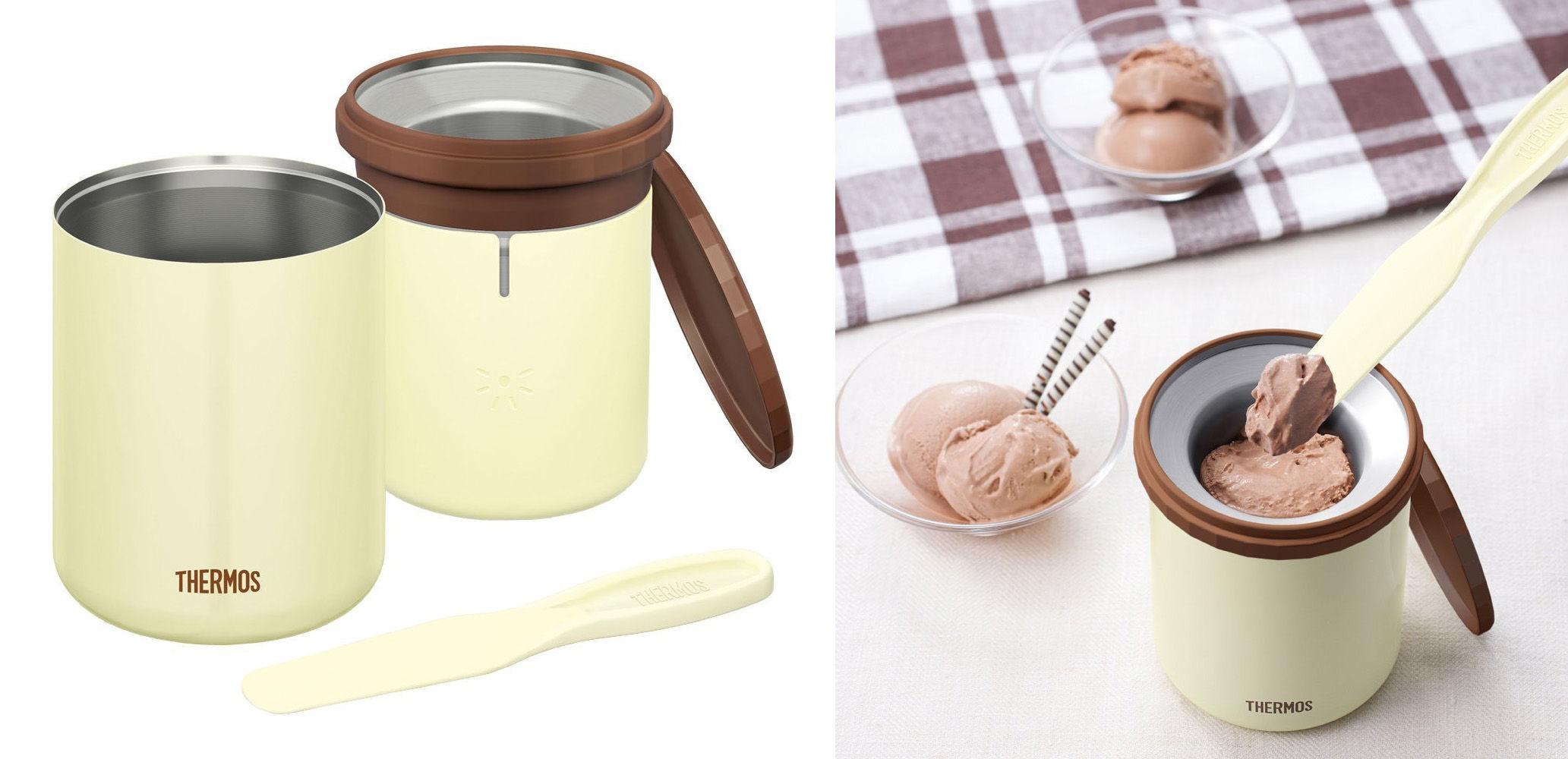 サーモス「真空断熱 アイスクリームメーカー」