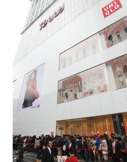 ユニクロ「日本の皆さんごめんなさい。韓国の法則って都市伝説かと思ってたけど本当だった。韓国なんかに出店しても損するだけだと証明された」