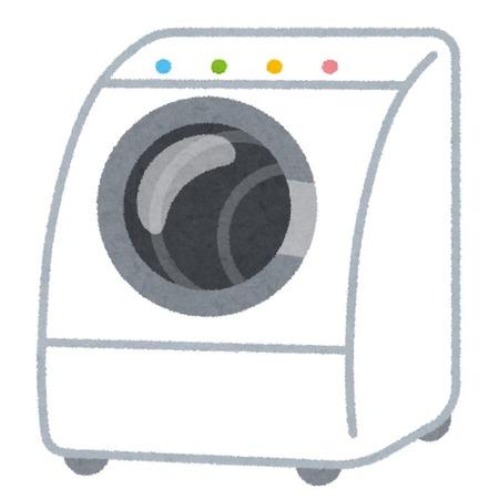 ドラム式洗濯乾燥機に息子を入れて脱水症状にさせた父親逮捕 茨城