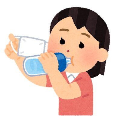 drink_suibun_hokyuu_woman_mask