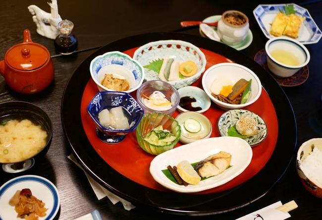 ryokan-food
