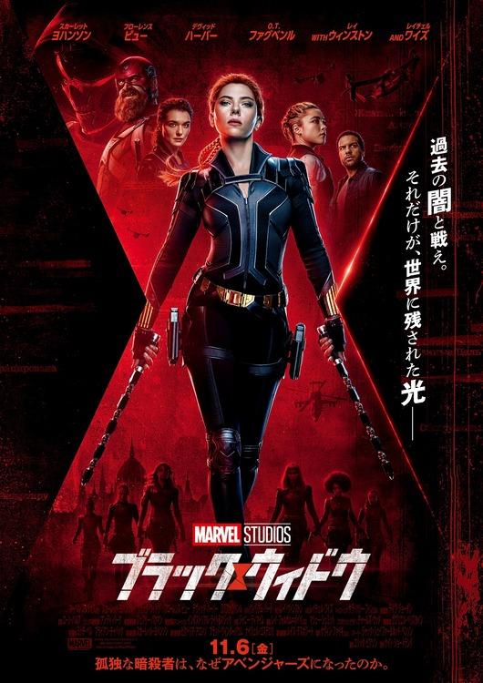 【悲報】 マーベル映画「ブラック・ウィドウ」、全米公開が来年5月にさらに延期