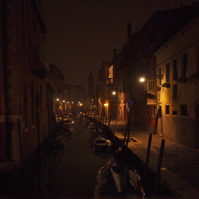 ベネチア行ったときの写真見てって
