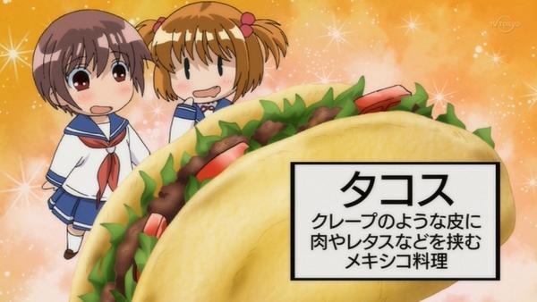 アメリカ人「ハンバーガー食ってみ」 日本人「うまい!」 アメリカ人「タコス食ってみ」 日本人「...」