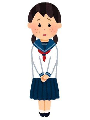 女子中学生の胸を圧迫して気絶させる遊びで生徒が補導される