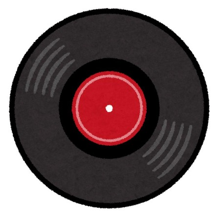 music_record_disc