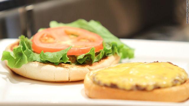 food-cheeseburger