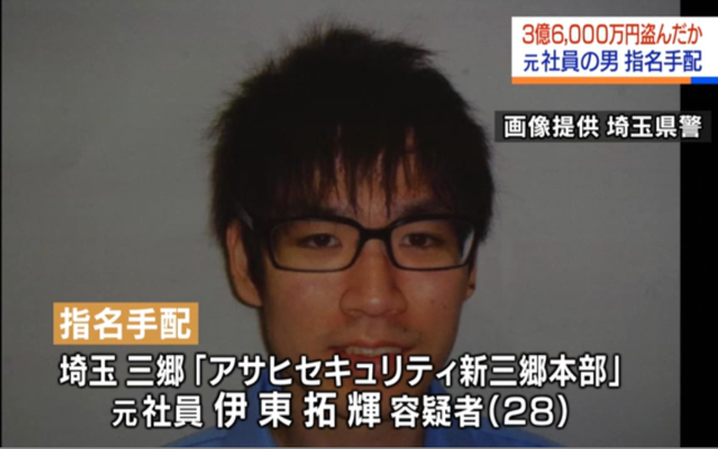 3億円強盗
