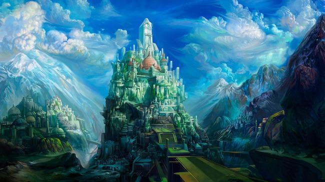 magical-castle-on-mountain-peak-2233