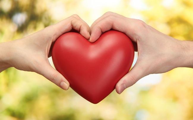 バレンタインデー、2月14日、赤、ハート、愛
