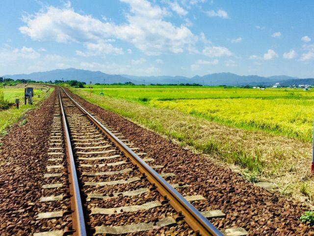 【画像】 鉄道マニアさん、昭和駅から平成駅までの切符を買い鉄道旅行