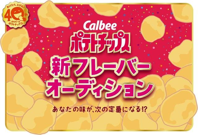 カルビー、新しいポテトチップスの味を一般募集 「新フレーバーオーディション」開始