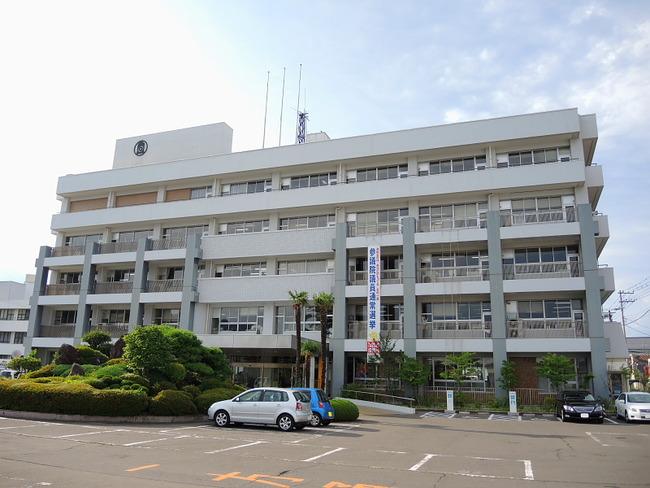 Shiroishi_City_Office