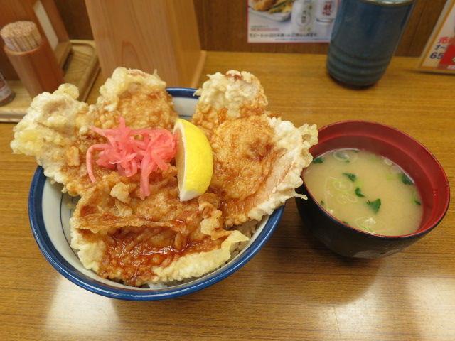 てんや 牛タン天丼を発売 お値段790円