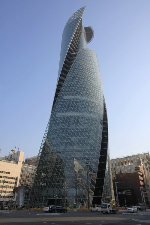 おもしろい建築物の画像張っていく