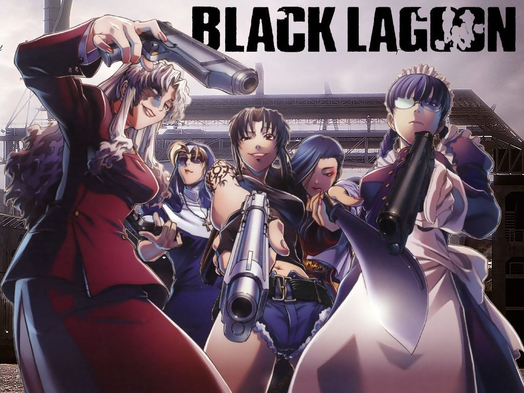 BLACK LAGOONの画像 p1_29