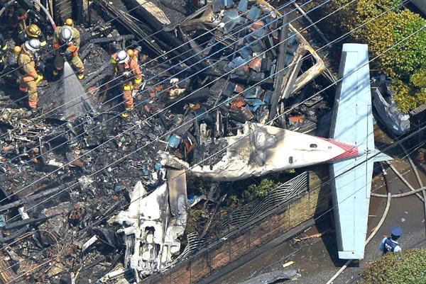 中国北方航空6136便放火墜落事件