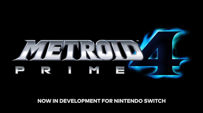 Metroid Prime 4   First Look   Nintendo E3 2017   YouTube
