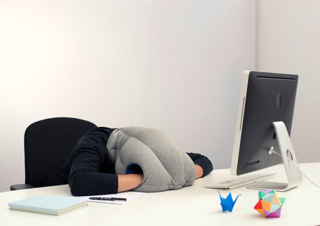 ostrich-pillow